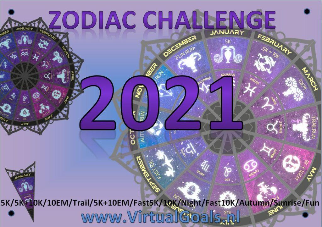 Overzicht Zodiac Challenge