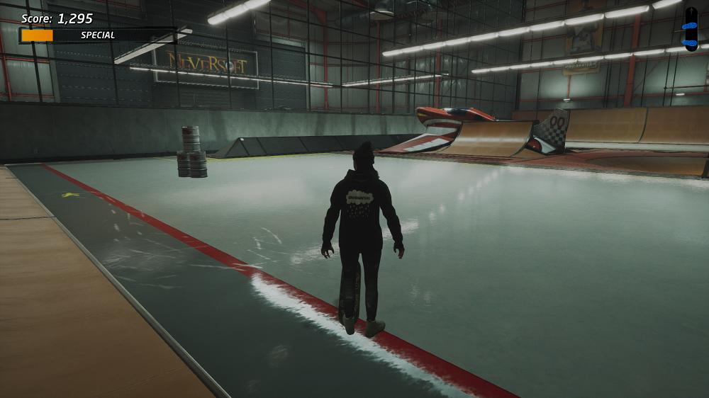 Tony Hawk Pro Skater Hangar