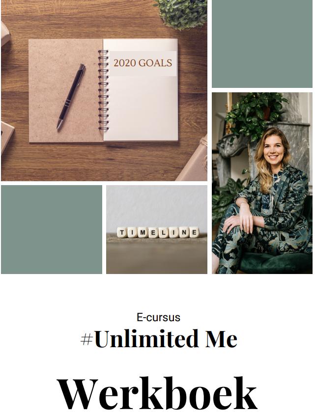 Werkboek Unlimited Me