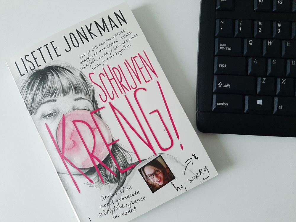 Boek Schrijven Kreng van Lisette Jonkman